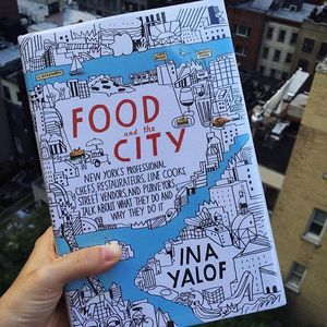 Ina Yalof Food and the City @ TBD