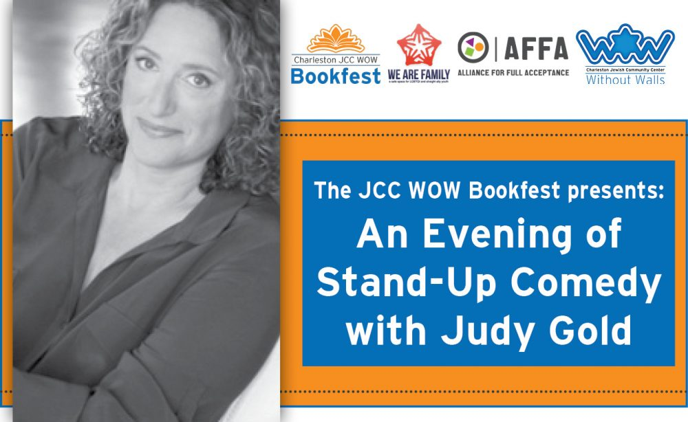 An Evening of Stand Up Comedy with Judy Gold @ The Schoolhouse | Charleston | South Carolina | United States