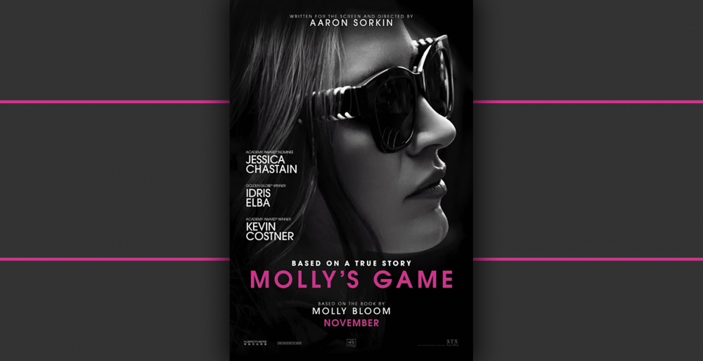 Molly's Game - Special Advanced Screening @ Terrace Theater   Charleston   South Carolina   United States