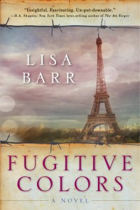 LISA BARR, Fugitive Colors