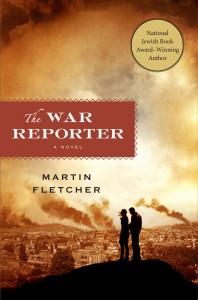 MARTIN FLETCHER, The War Reporter @ BSBI Synagogue | Charleston | South Carolina | United States