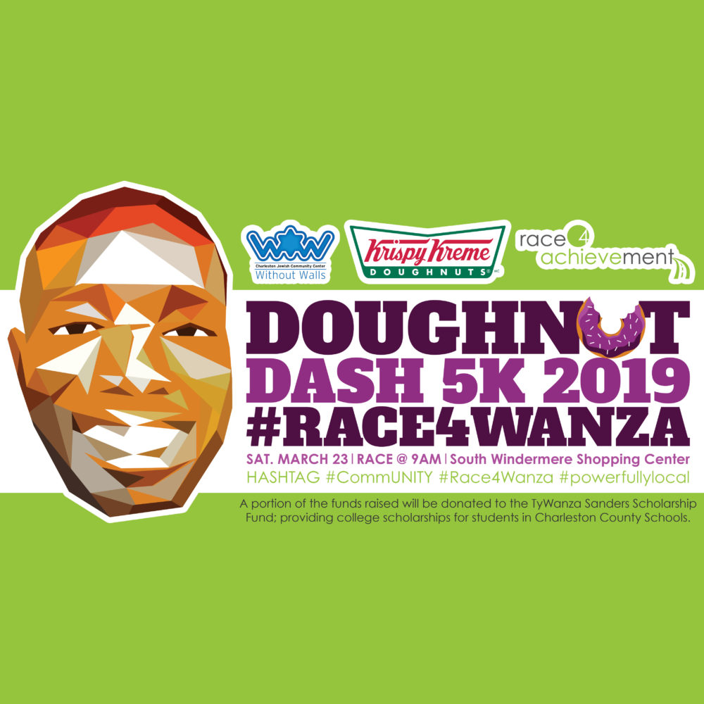 Doughnut Dash 5k 2019 #Race4Wanza @ South Windermere Shopping Center | Charleston | South Carolina | United States