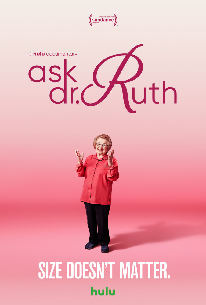 """Ask Dr. Ruth"" Film Screening at the Terrace Theater @ Terrace Theater"